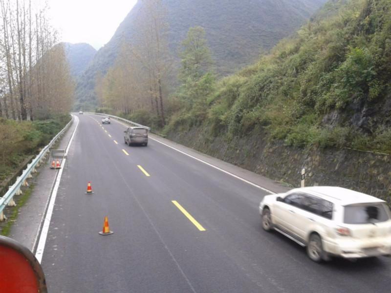 遵义道路划线浩奇交通遵义停车场划线哪家专业