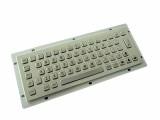 批发采购自助挂号终端机不锈钢pc金属键盘