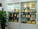 惠州钛合金展架批发礼品展柜厂家定制