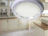 Led贴片圆形照明灯明装LED厨卫灯节能环保LED阳台灯过道用灯
