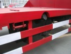 解放前四后八挖掘机平板运输车潍柴310马力厂家批发销售
