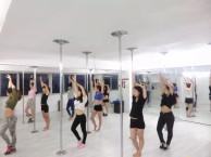 爵成都士舞蹈培训教学 韩国热舞聚星舞蹈