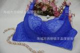 妙灵珠8045时尚按摩珠文胸上托超聚拢深V中小胸性感内衣调整型