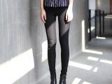 2014独立设计秋欧美风紧身高腰小脚裤职业西装裤显瘦女裤哈伦长裤