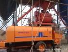 浙江杭州输送泵拖泵,砂浆泵,隧道专用泵出租出售租赁