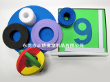 蓝色紫色白色黑色eva泡棉生产厂家 广东不规则形状彩色eva泡棉