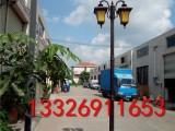 双头庭院灯压铸铝材庭院灯别墅商业广场景观灯户外园林照明庭院灯