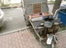 低价出售三轮车,可直接做小生意,出夜市专用1100元