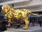 运城金狮出租出售 创意展览道具生产厂家