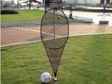 便携式可拆卸套装足球模拟人墙 可回弹足球