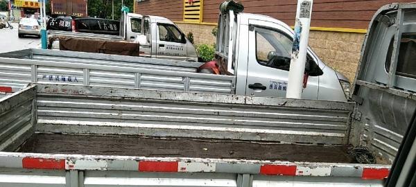 景洪市区,小货车搬家拉货,长短途运输