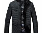 正品相拼立领85%灰鸭绒休闲时尚男式夹克休闲羽绒服男外套13612