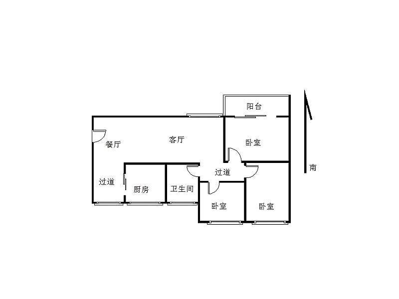 石夏北小高层住家3房2厅 家电全齐 方便看房