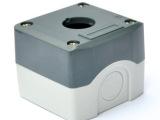 防水按钮盒 指示灯防水盒 mm IP65 开关控制盒 1钮盒