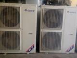 二手空調銷售公司 出售二手格力5匹柜式空調 庫房大量現貨