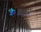 上海崇明区厂家供应排档彩棚推拉活动雨蓬仓库帆布帐篷