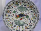 上海斗彩瓷器走红拍卖市场