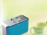 乔威 BM030  新款蓝牙音箱  铝合金迷你小音箱 双喇叭广场