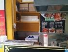 湖北科技学院温泉区东门小 酒楼餐饮 商业街卖场