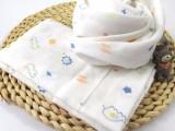 纯棉婴儿纱布-双层印花面料厂家直销
