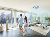 中松科技打通线上线下,随时随地查看新石家庄中央空调产品