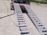 北京廠家出售4米6噸加強款叉車鋁梯