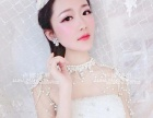 襄阳卢娜造型5周年店庆 新娘跟妆早妆火热抢档期中