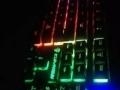 魁影LOL七彩背光有线键盘