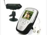 厂家直销 2.4G无线夜视摄像机 摄像头 婴儿娃娃看护器监控摄像