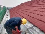 河北彩石金屬瓦屋面改造瓦輕鋼結構專用瓦鍍鋁鋅平改坡金屬瓦