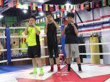 儿童暑假散打班-少年儿童学防身-北京少儿散打防身培训班