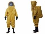 河北伸万气密性一级重型防酸碱化学防护服