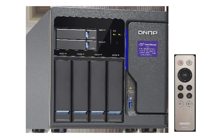 TVS-682全方位企业管理网络存储器