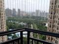 江景房江滨豪园中装3房出租三个空调23楼风景好