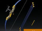 仿真弓箭儿童玩具成人射击射箭户外亲子体育运动器材公园活动A1