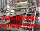 最新研发先进技术PVC三合一地板生产线设备
