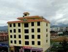 局部6层 商务中心 2419平米 用于医院