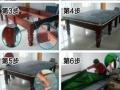 长期销售二手及全新台球桌,维修换布,拆装,回收等