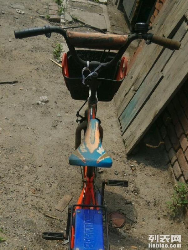 小孩自行车便宜出售