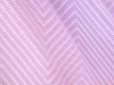 立体剪花 雪纺提花剪花 V型波浪图案 服装面料