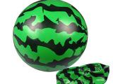 热卖西瓜球 儿童皮球 宝宝运动西瓜球 大号加厚皮球 西瓜玩具球