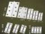 展亨盛不锈钢小合页2.5寸1.2厘