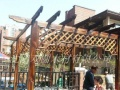 批发零售防腐木碳化木,承接户外木质景观工程