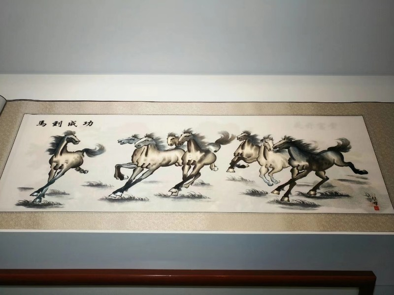 中国著名绣种之一汴绣,工艺精湛价格优惠