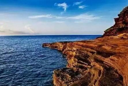 涠洲岛两日游 北海到涠洲岛2日游(大船往返 含中餐)