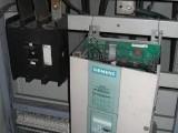 西门子6RA7028故障F050维修,烧保险