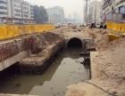 武汉箱涵清理明暗箱涵 污泥涵渠 河涌淤泥工程公司