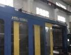 出售工厂华美达1380吨1680吨二手注塑机
