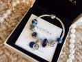 圣诞珠宝饰品货源新款一比一潘多拉手链厂家免费招代理