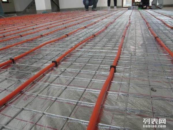 天津易恩特韩国大宇电地暖 电采暖 安装 工程 家装